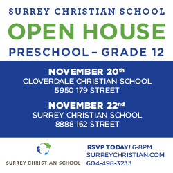find out about Surrey Christian School