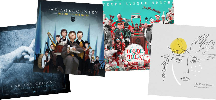 christmas album reviews by kevin pollard for king and country - For King And Country Christmas Album